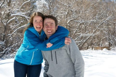 The best engagement portrait photographer in Boulder, CO