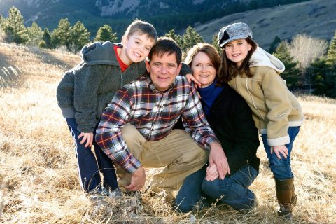 Family portraits pricing in Boulder, CO